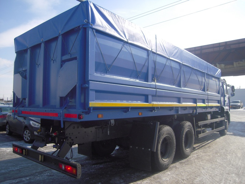 Manufacture canopies for tipper