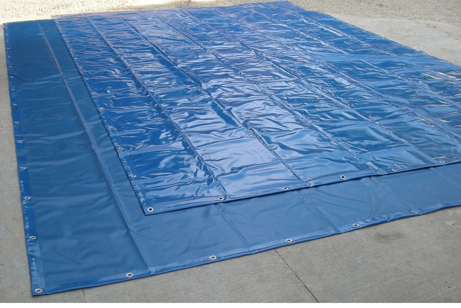 Sewing of tents PVC for gazebo in Moscow on trailers or boat order